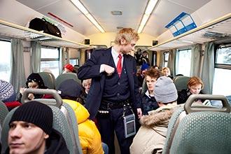 Palkkatyöläinen 5.4.2011 nro 2/11 teema kuljetusala VR